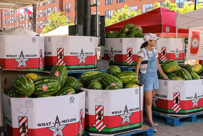 The Dallas Farmers Market Live Love Local
